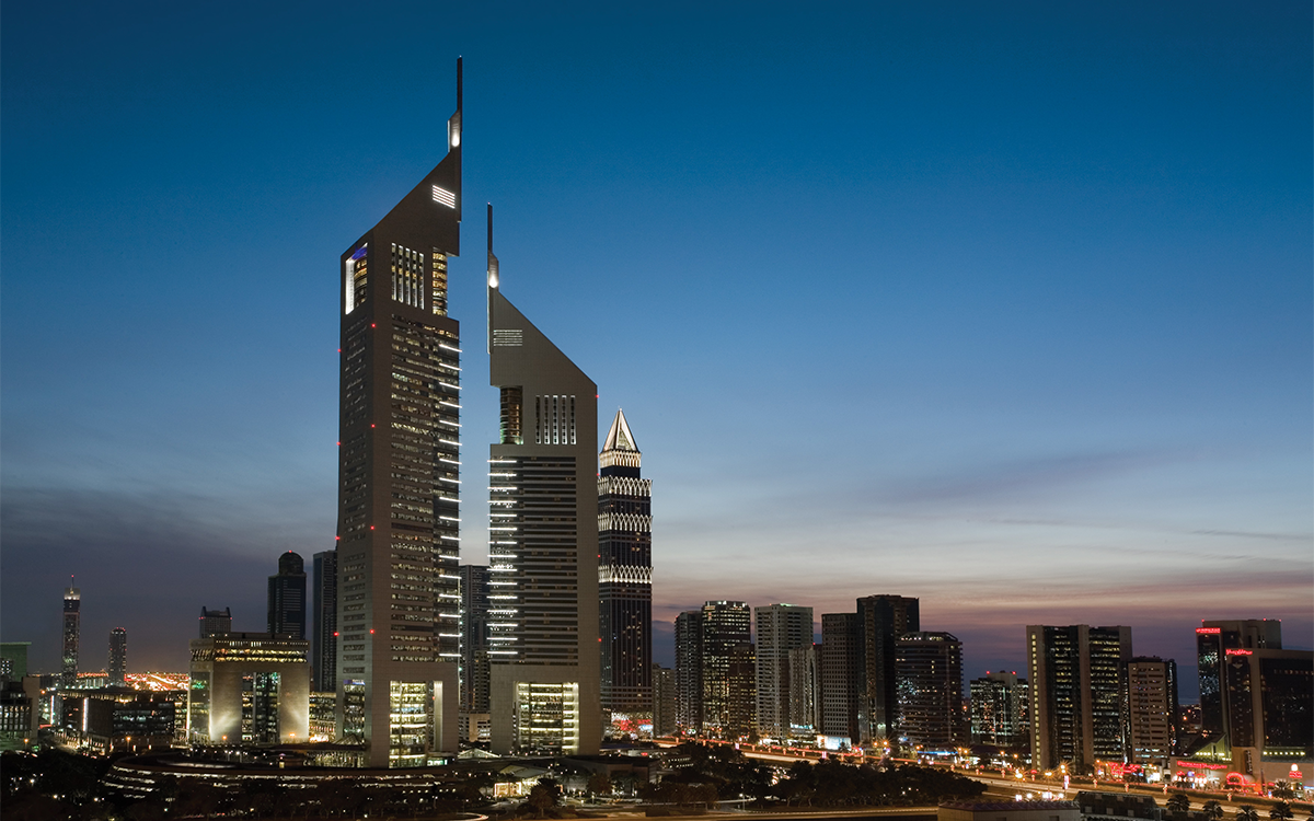 Emirates Towers, UAE