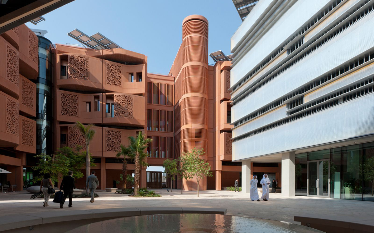 MASDAR Institute, UAE